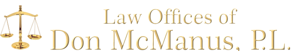 Don McManus Orlando Employment Attorney FL